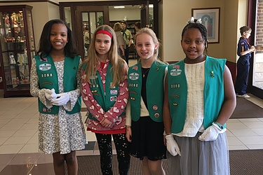 Girls Scouts 2